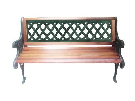 Bancas para exterior y jardin en madera bituima for Bancas de madera para jardin