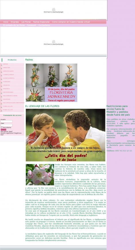 Florister a jard n kennedy medell n antioquia for Jardin kennedy