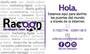 Racoon agencia publicidad, desarrollo web y mercadeo digital