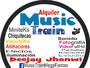 Minitecas Chiquitecas Viejotecas MUSIC TRAIN 6360033 Bucaramanga