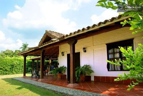 Alojamiento Villa de las Palmas de Rozo