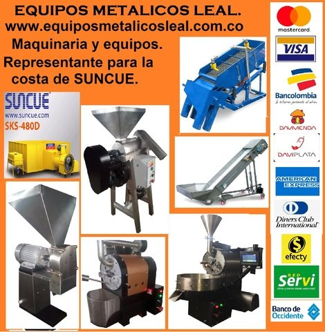 EQUIPOS METALICOS LEAL