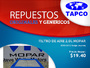 Tapco Colombia, Jeep, Dodge, Mopar